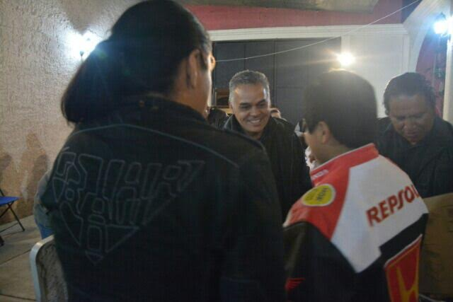 Ofrecen panistas respaldo a Noel Mata