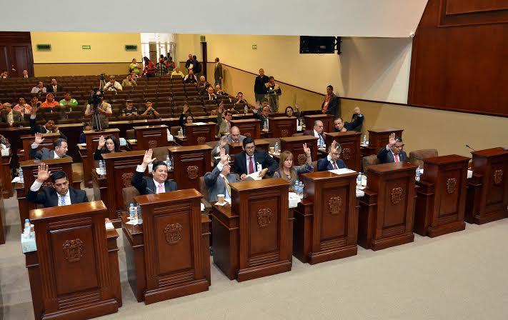 Busca Congreso depurar iniciativas rezagadas