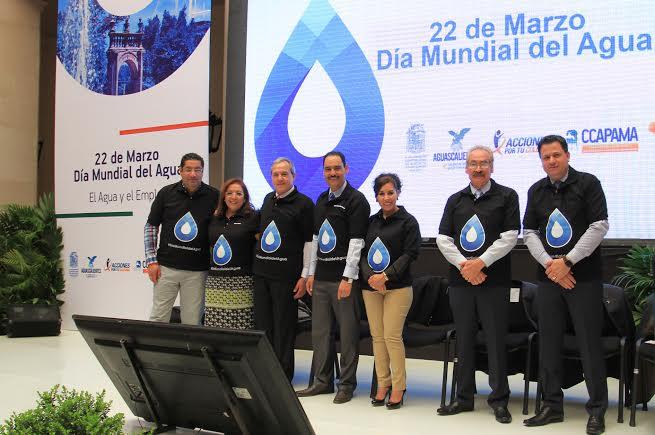 Destaca el @MunicipioAgs a nivel nacional por su cobertura de agua potable