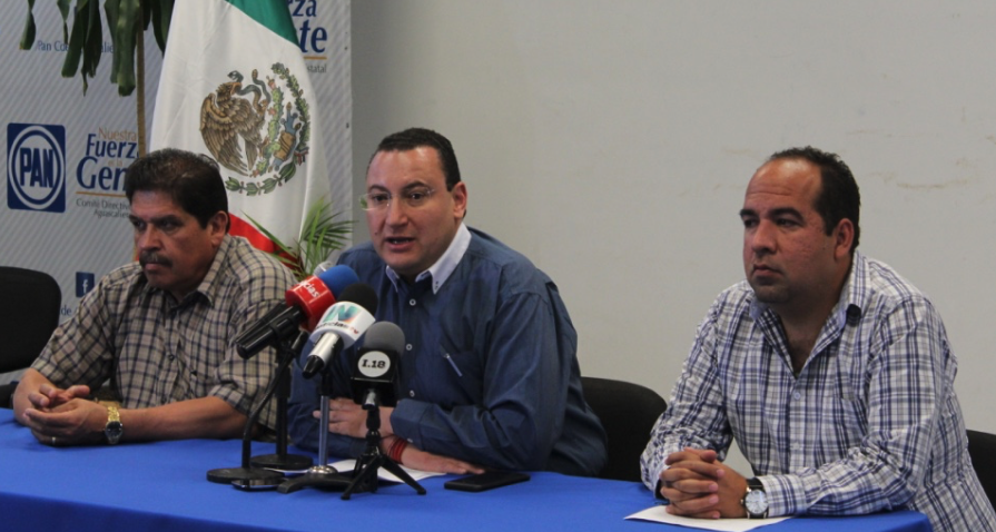 Impugnó PAN acuerdo del IEE sobre Mega-Alianza