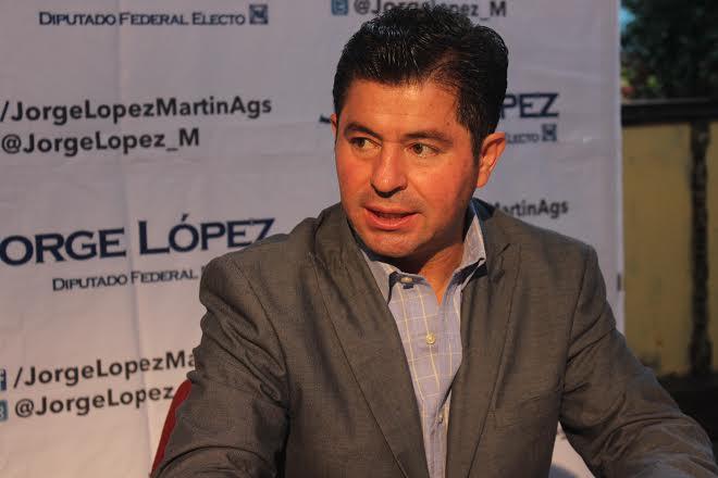 Ve Jorge López la paja en el ojo ajeno