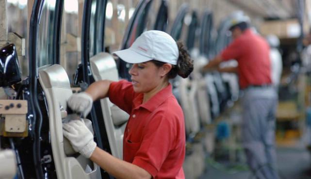 Producción de Nissan en 2018 cayó -8.1 por ciento