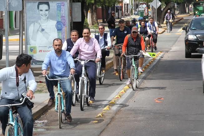 Tendrá el @MunicipioAgs 8 kilómetros más de ciclovía
