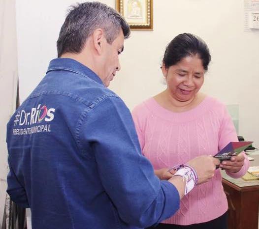 Ofrece @doctorriosalba alianza al sector empresarial