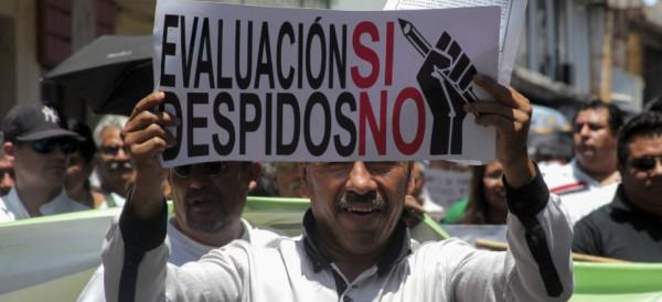 Sólo el 8.4 de los maestros evaluados en Aguascalientes tienen calificación destacada