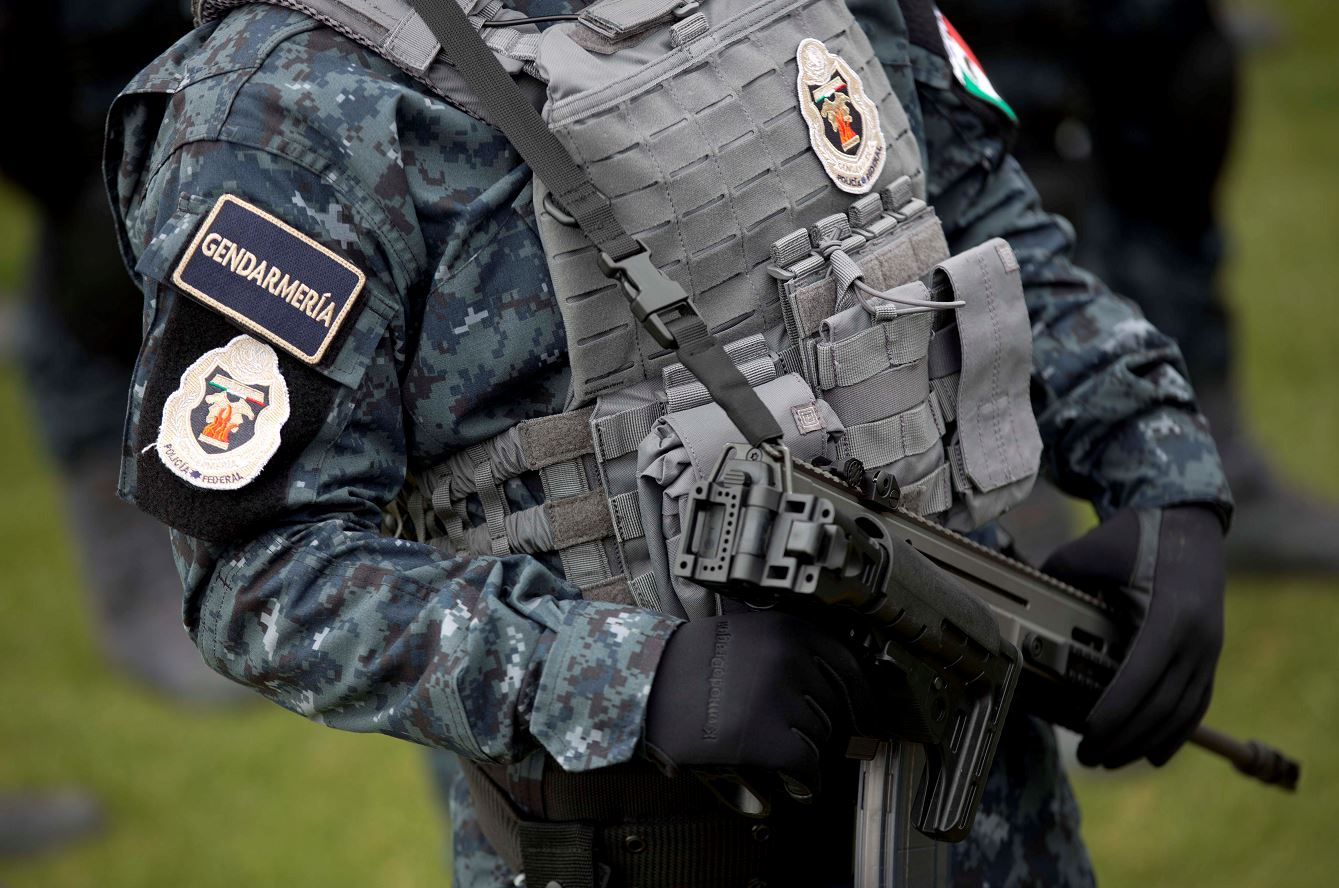 Gendarmería para la Feria de San Marcos; truena Bahena contra reportero de Hidrocálido