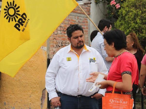 Los municipios del interior están olvidados por el Gobierno del Progreso: Nájera