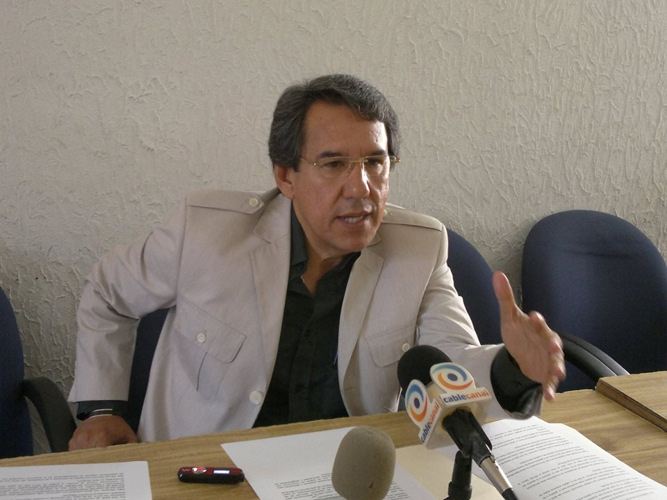 Sufre de alzheimer Jesús Medina y el PT