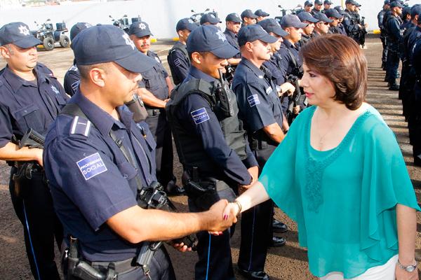 Va @LorenaMartinez por Policía Única, Prevención del delito y violencia