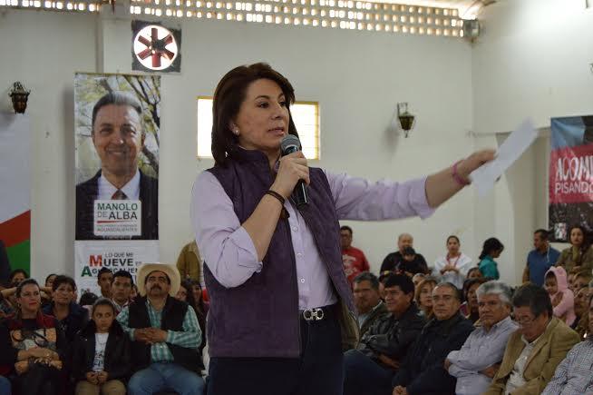 Ganan aguascalentenses 16% menos que a nivel nacional:@LorenaMartinez