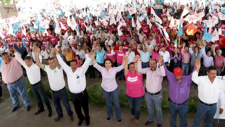 Aguascalientes Valley llegará a todos los municipios: @LorenaMartinez