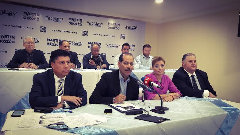 Presenta @MartinOrozcoAgs su programa de -Buen Gobierno-