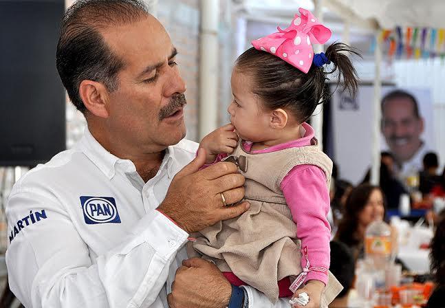 Con @MartinOrozcoAgs habrá Hospital de Pediatría