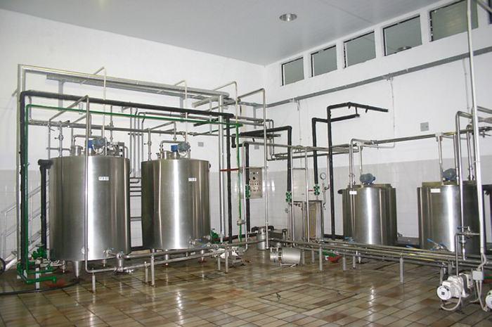 Moreno: Planta secadora de leche podría estar lista en diez meses