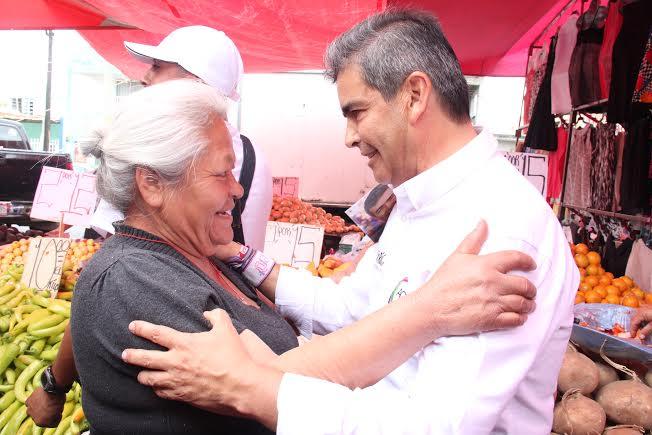 Trabajar por las mujeres es trabajar por Aguascalientes: @doctorriosalba