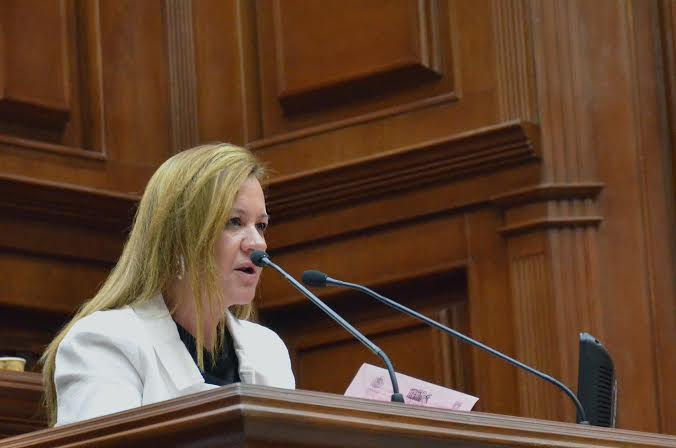 Acusa diputada priista falta de denuncia ante arbitrariedades de la FNSM