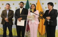 Exige CEN del PRD al Gobierno Local, sacar las manos del proceso electoral