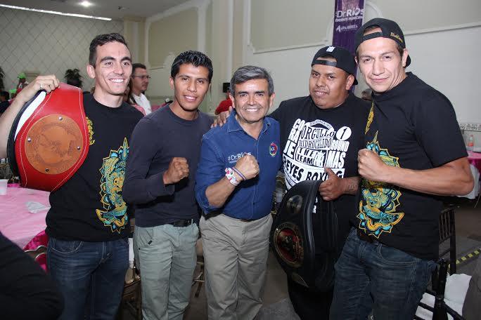 Propone @doctorriosalba estrategia integral de fomento al deporte