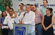 Presentará PAN demanda en contra de priistas reventadores