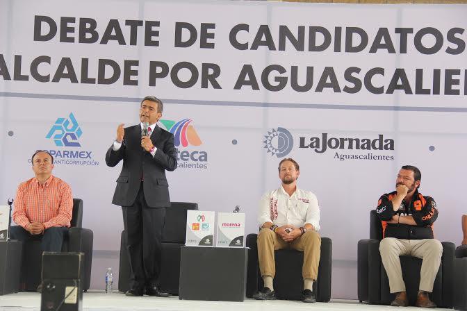 El @doctorriosalba se declara ganador del debate