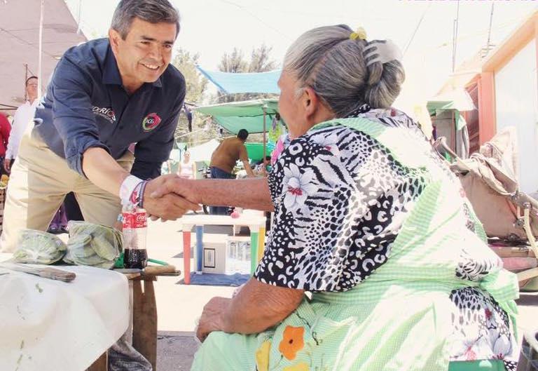 Con mejores servicios públicos habrá mejor calidad de vida: @doctorriosalba