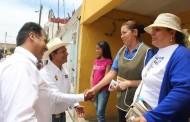Avanza campaña de @pabtemo en Pabellón de Arteaga