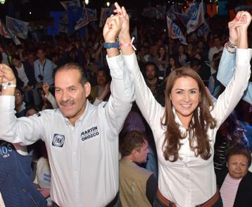 El Gallo Elizalde y Bobby Pulido amenizarán cierre de campaña de @MartinOrozcoAgs y @TereJimenezE
