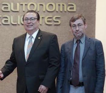 Avelar se perfila para ser el próximo rector de la UAA