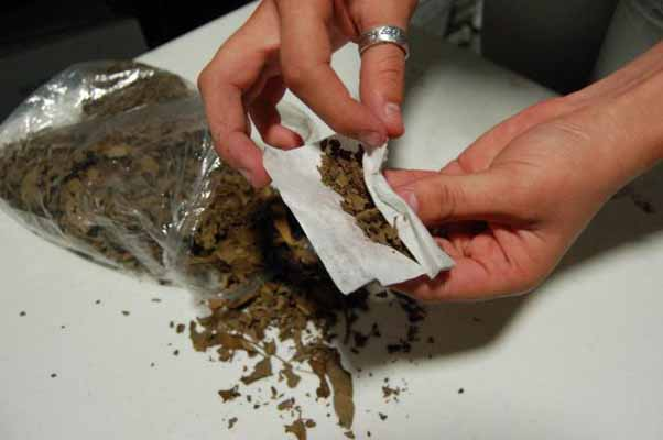 Aumentan las detenciones de personas con droga
