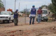 Arranca Municipio de @Jesus_Maria_ pavimentación en Tapias Viejas