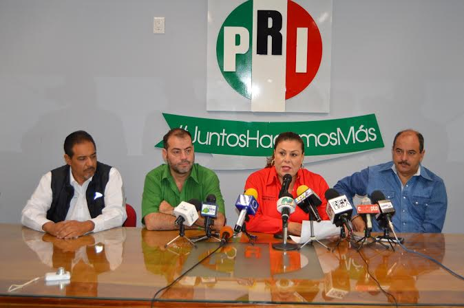 Deja @LorenaMartinez en manos del Partido la defensa del voto