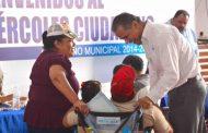 Cercanía con la ciudadanía ha permitido encabezar un buen gobierno: @arambulaantonio