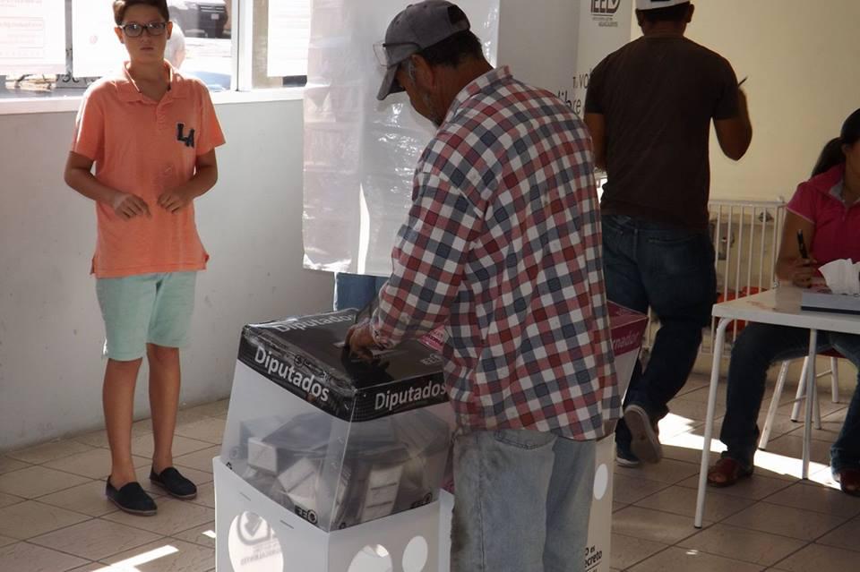 Aventaja PAN en Gubernatura, 4 alcaldías y 11 diputaciones
