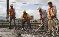 Crecen empleos en la industria de la construcción