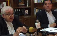 Reaparece Obispo, niega intromisión en elección y responde a los perdedores