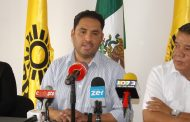 Lanza exhorto el PRD al Legislativo y Gobernador Electo