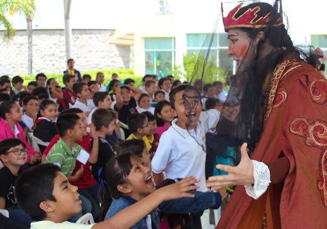Invita el @MunicipioAgs al tercer encuentro de teatro popular «ENTEPOLA»