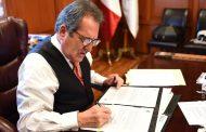 Despreocupa al Gobernador Lozano eliminación del fuero