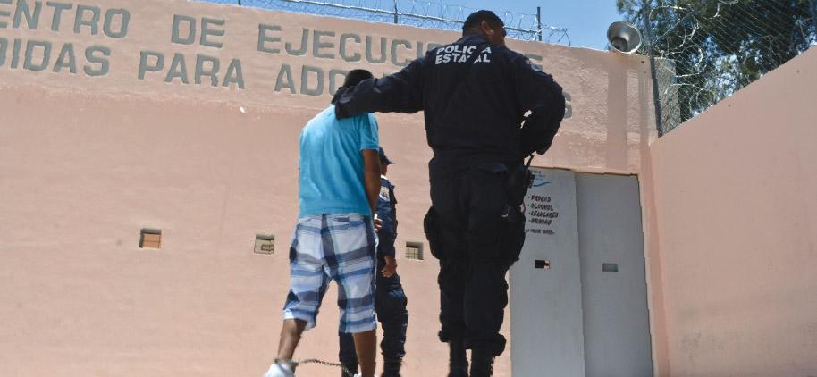Prisión de 5 años para menores delincuentes será carne de cañón