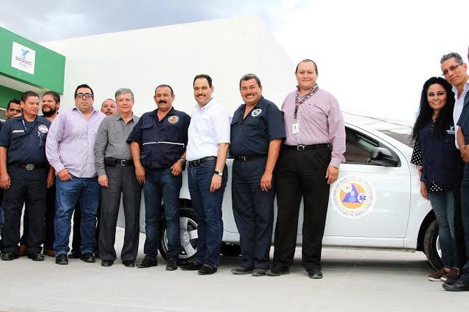 Ofrece el @MunicipioAgs  a la población capacitación en prevención de accidentes