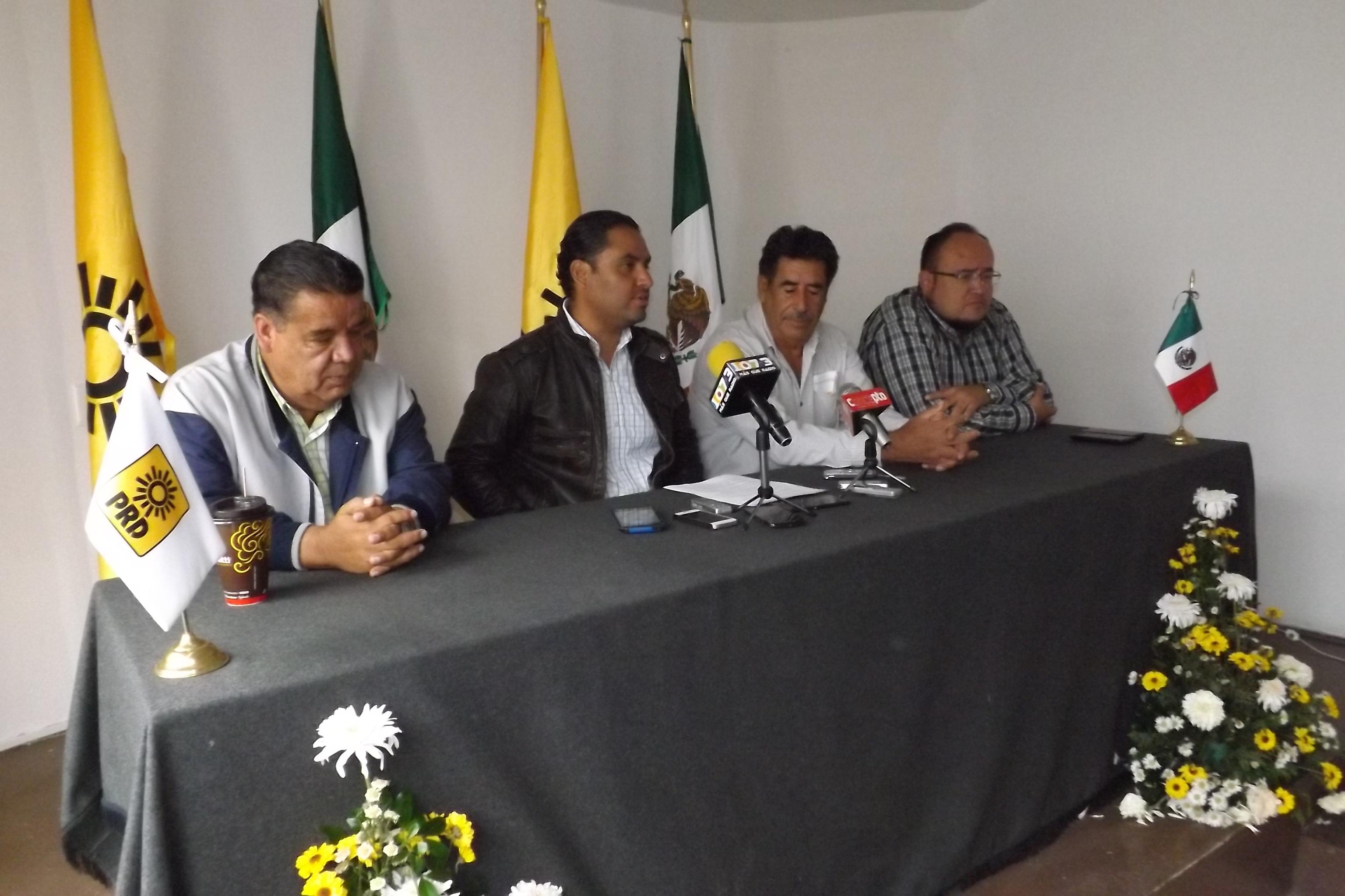 Condena PRD suspensión de clases por parte de la CNTE