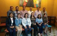 Sostuvo encuentro @arqnoelmata con diputados electos del Pan