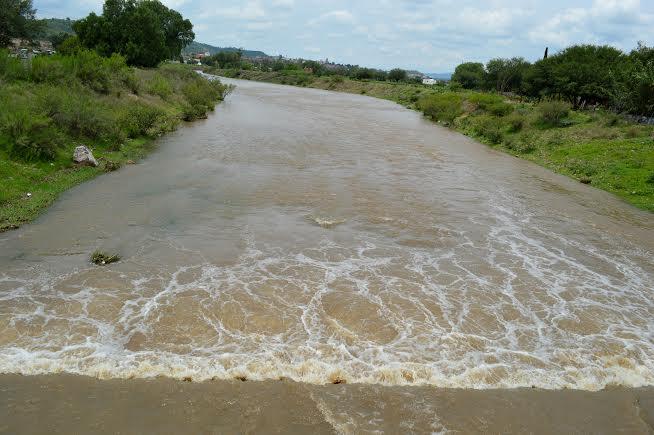 50 familias en riesgo durante temporada de lluvias: @MpioCalvillo