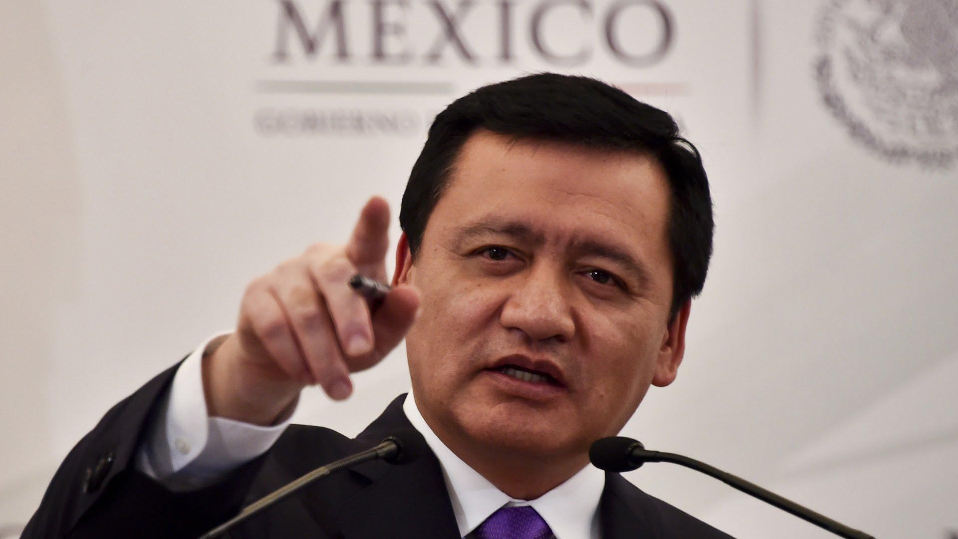 Osorio Chong, promotor de la impugnación a Gobernador en Aguascalientes