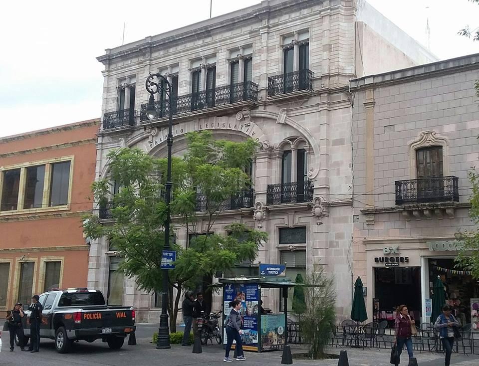 Corte enmienda la plana al Congreso de Aguascalientes