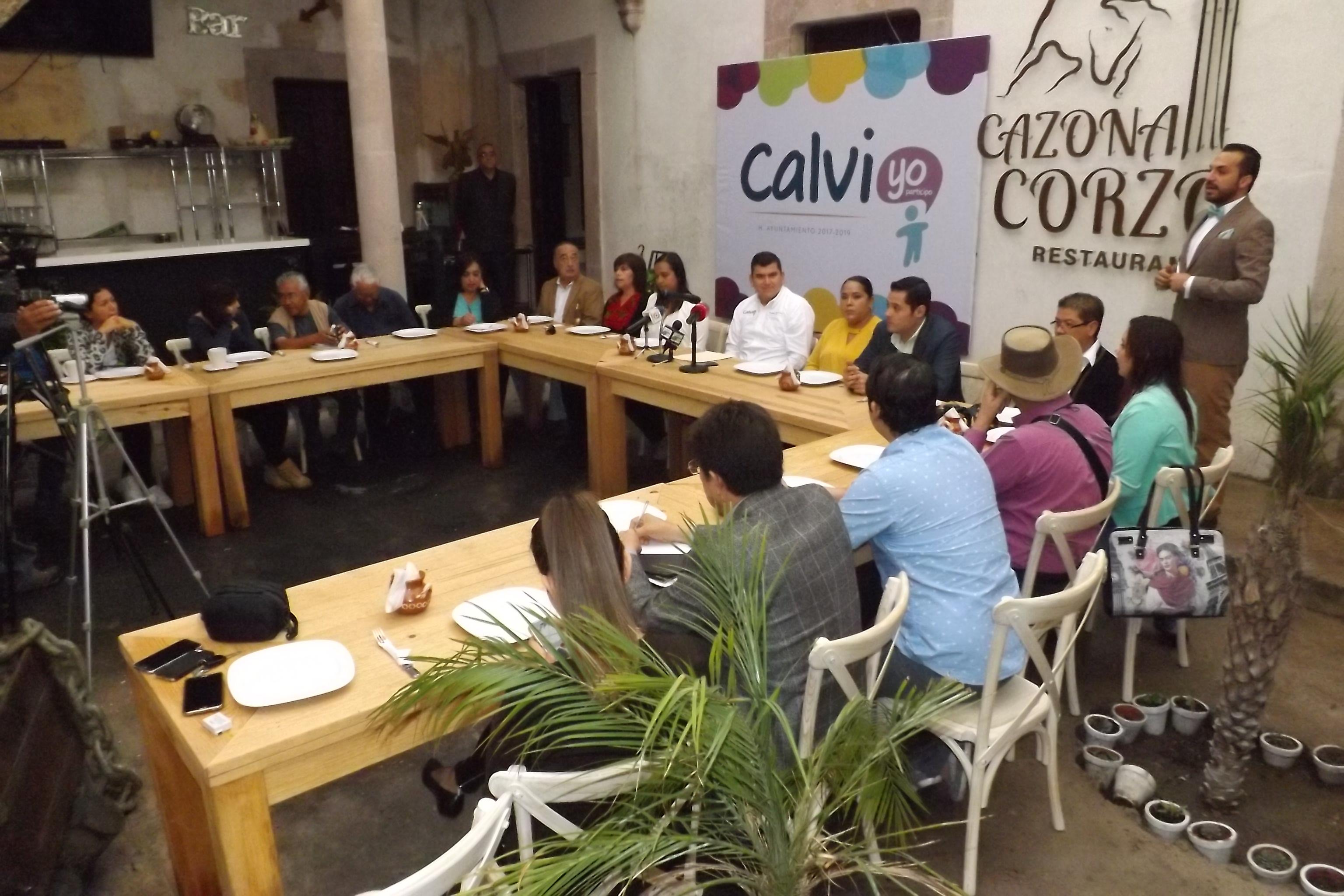 Hay confianza en el «C5» que propone Martín Orozco: Valdivia