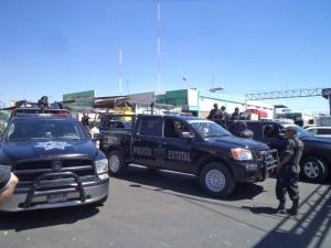 Policías estatales eran también extorsionadores