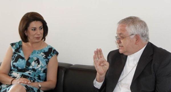Entregó Lorena Martínez como alcaldesa más de 35 mdp a la iglesia católica