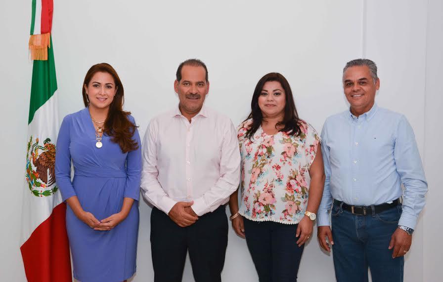 Sostiene Gobernador electo encuentro con alcaldes electos