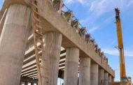 En un mes conclusión de puente en coyotes